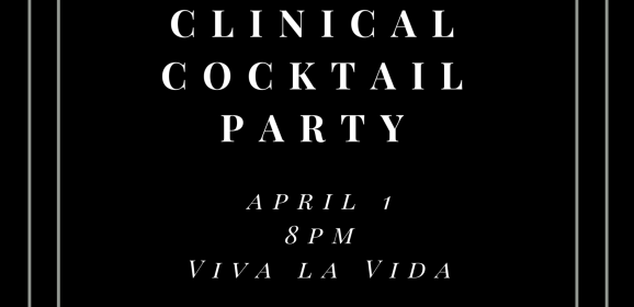 Darwin Clinical Cocktail Party