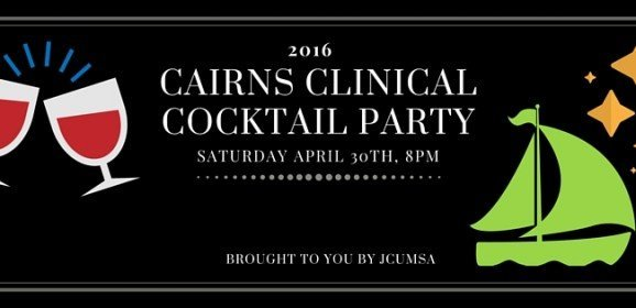 Cairns Clinical Cocktail Party 2016