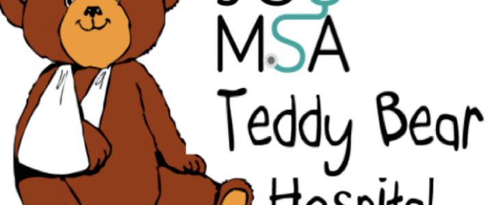 JCUMSA Teddy Bear Hospital