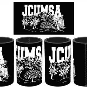 JCUMSA Stubby Coolers Merch 2021