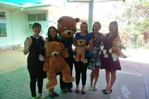 Teddy Bear Hospital Cairns